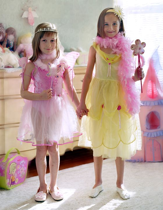 Sophia/Maggie, Fairy Princesses - DeGrand Photography