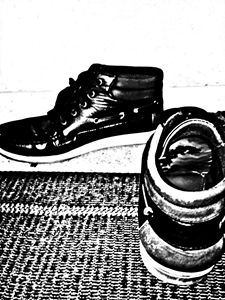 Shoes with no story