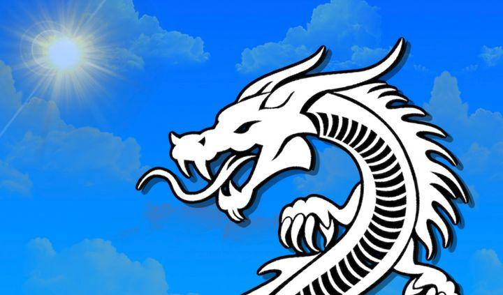 Cloud Dragon - Draconix