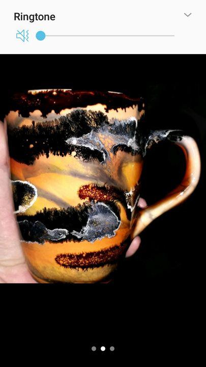 Abstract mug - Lynn's design's 4u
