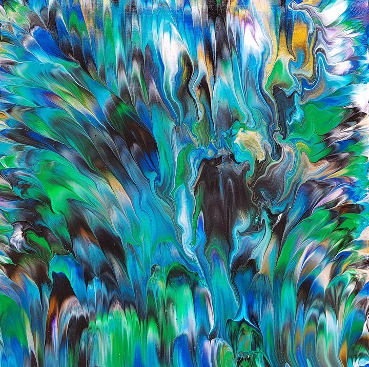 Peacock - ARomano Art