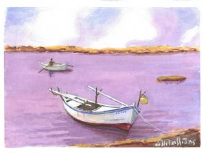 W1005 - Fishing Boats