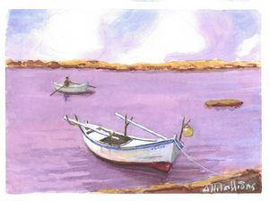 W1005 - Fishing Boats