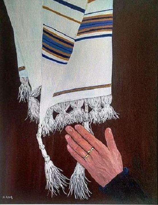 Luke 8:43 - Paintings By Nana