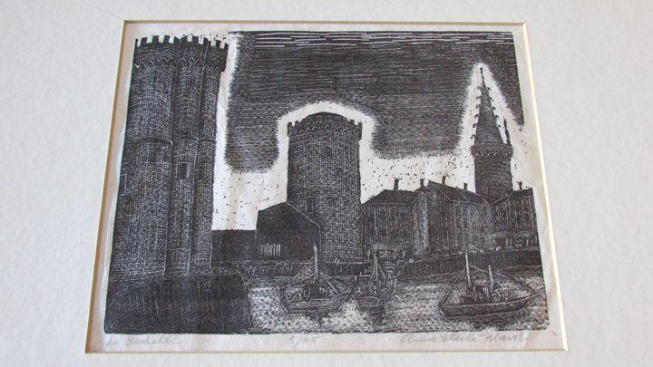 Anne Steele Marsh - La Rochelle - My personal gallery