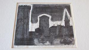 Anne Steele Marsh - La Rochelle