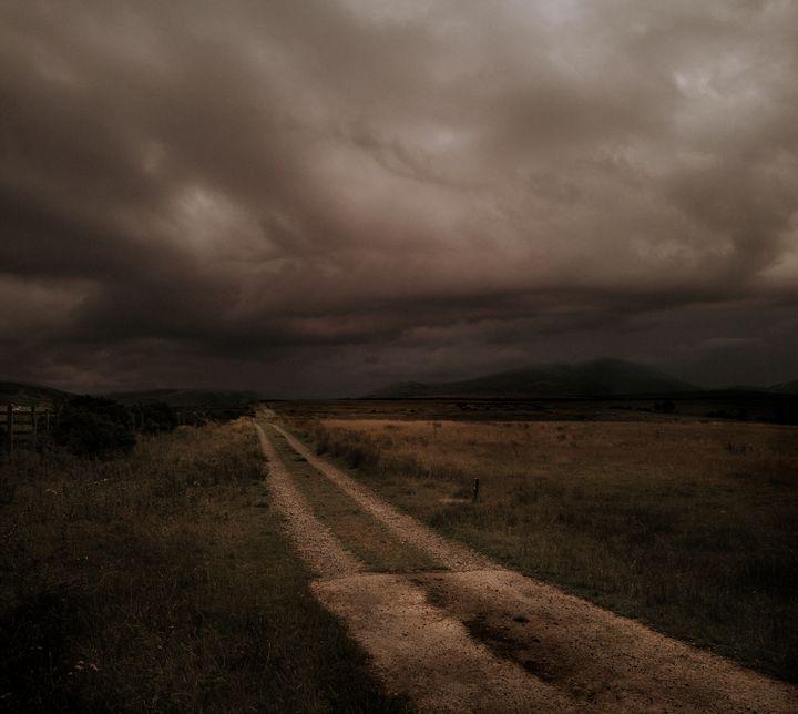 Path of the Storm - Landscape Photographer