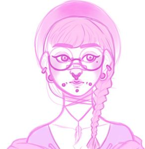 Pink female