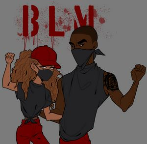 BLM(Red)