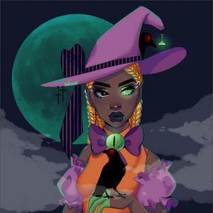 Halloween Baddie