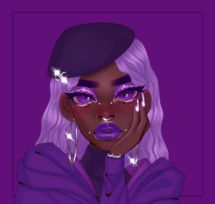 Purple Haze - Artworks