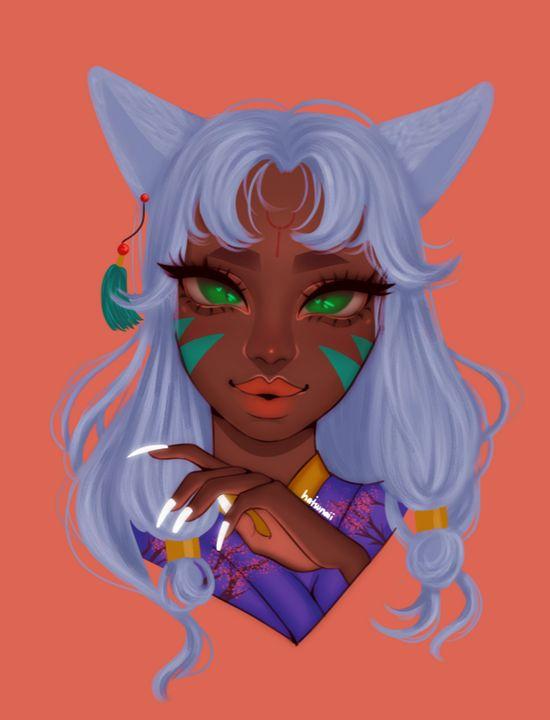 Meow - Artworks