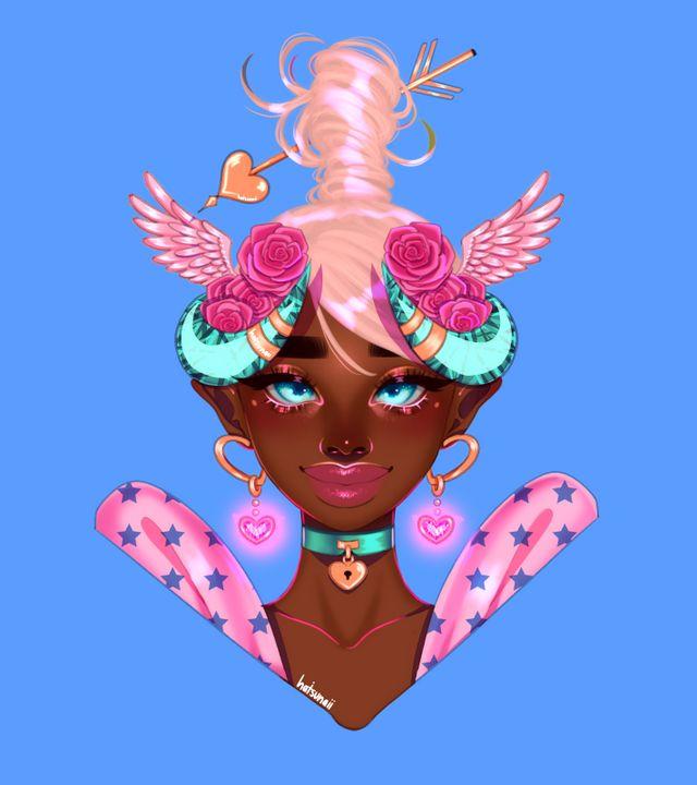 Cupid - Artworks