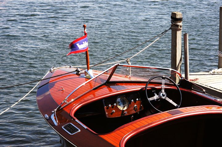 1939 Garwood Runabout - NTZ Automotive and Marine Photography