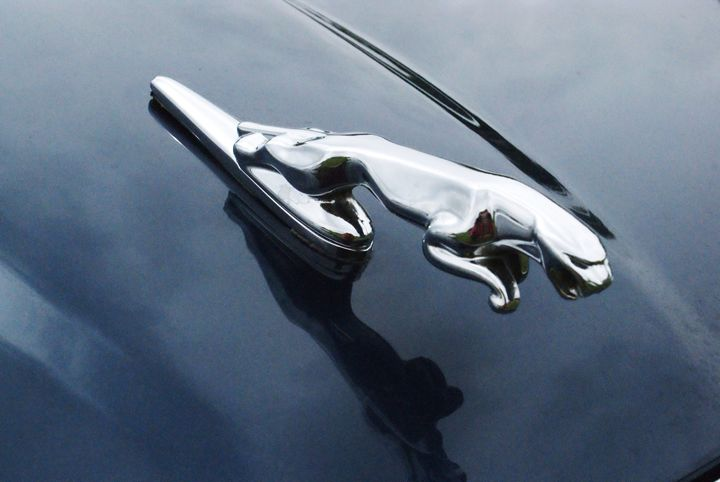 Jaguar Hood Ornament - NTZ Automotive and Marine Photography