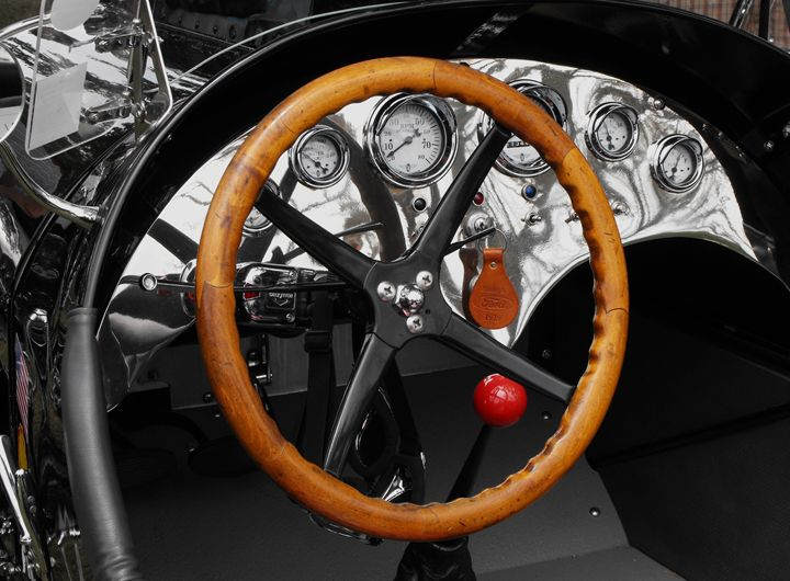 1920's Ford Dirt Track Racer - NTZ Automotive and Marine Photography