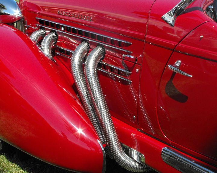 Auburn Speedster - NTZ Automotive and Marine Photography