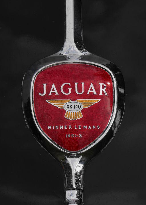 Jaguar XK-140 - NTZ Automotive and Marine Photography