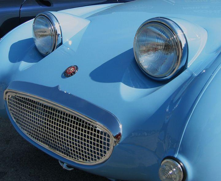 Austin Healey Sprite - NTZ Automotive and Marine Photography