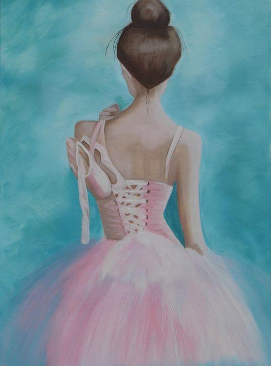 Ballerina - Sol Suleyman