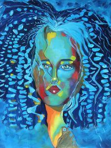 Psychedelic Lady - Sol Suleyman
