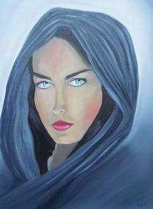 Blue Eyed Mystery