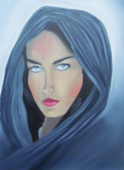 Blue Eyed Mystery - Sol Suleyman