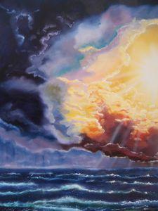 God Rays & Stormy Weather