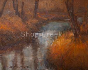 Shop Creek Early April