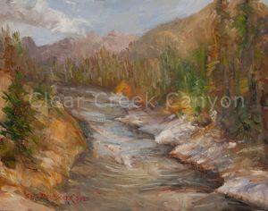 Clear Creek Canyon