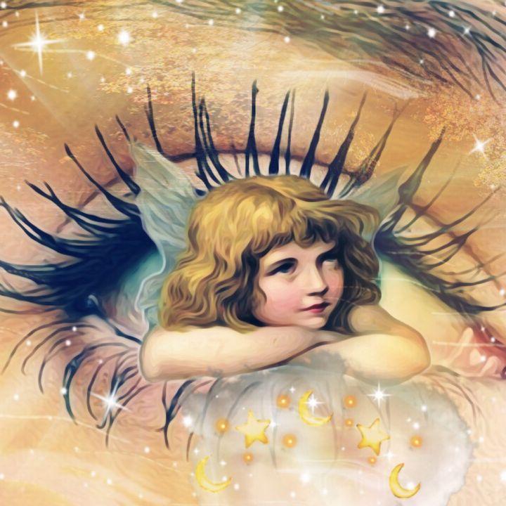 Angel - myArt surrealcollagen