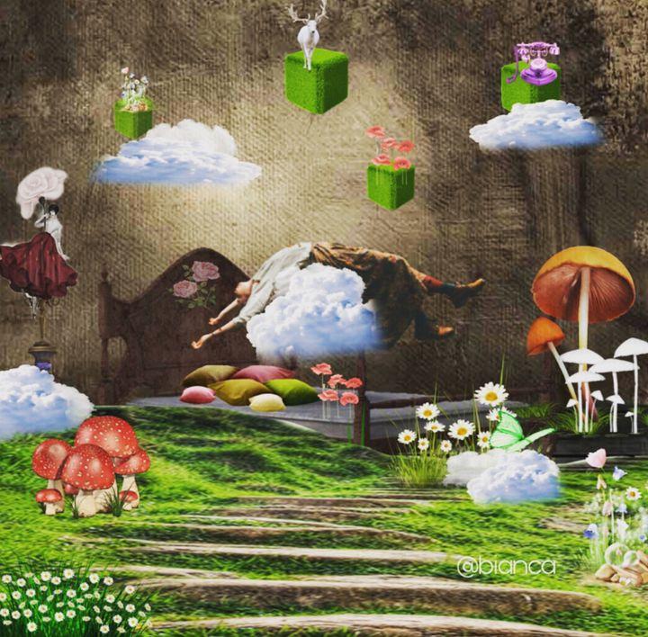 Phantasia - myArt surrealcollagen