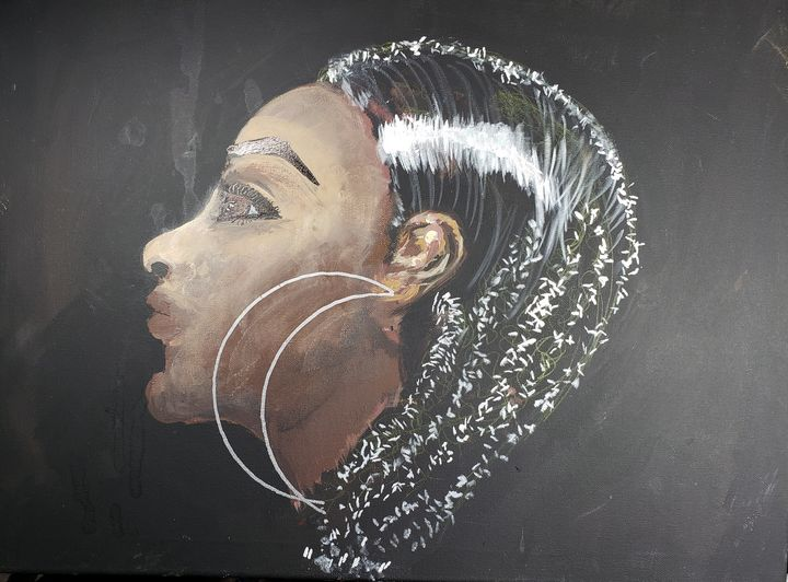 Regal Braids - Eye See You Art Gallery