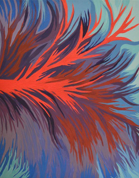 red vein - Awaken Artistry