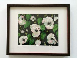 White Poppys