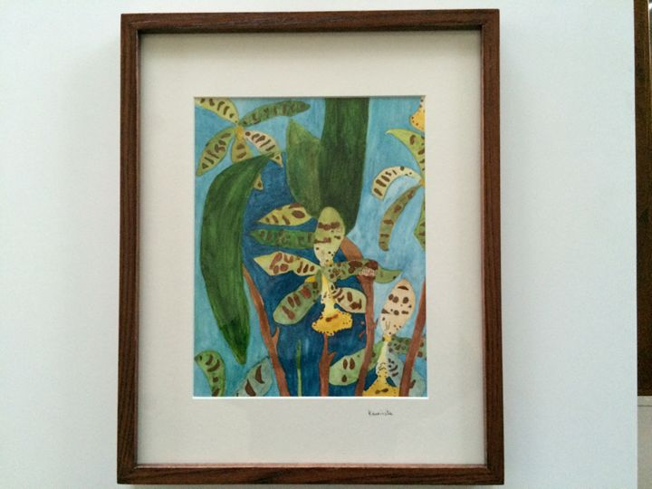Orchids - Art Studio of Sophie