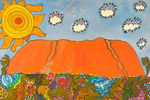 Uluru spirit
