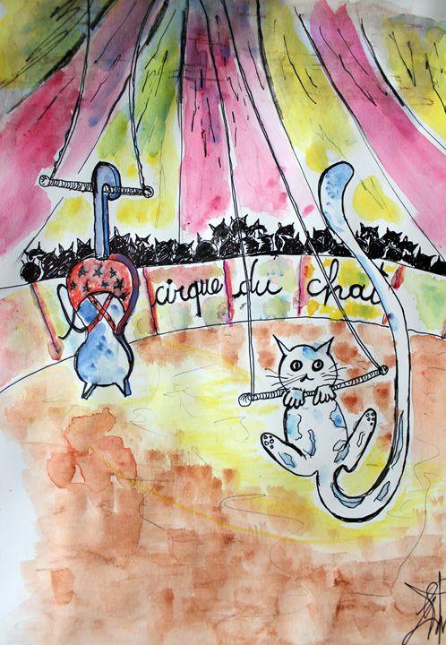 le cirque du chat - stefano zanoli