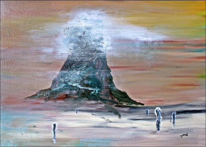 la montagna sacra - stefano zanoli