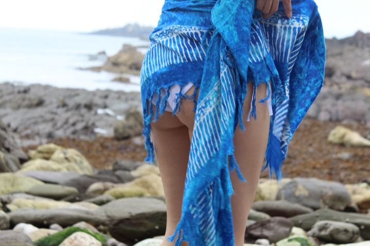 body art - Fun Photography and Nature outdoors mix pic