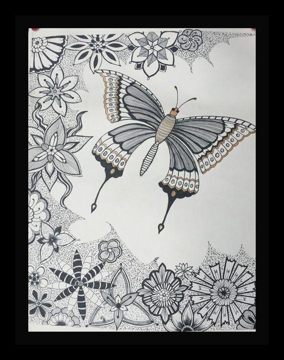 Divine wings - Divine inks