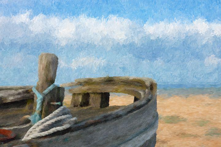 Beach Boat - Joseph Heath
