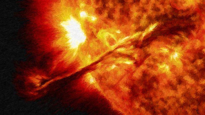Prominence - Joseph Heath