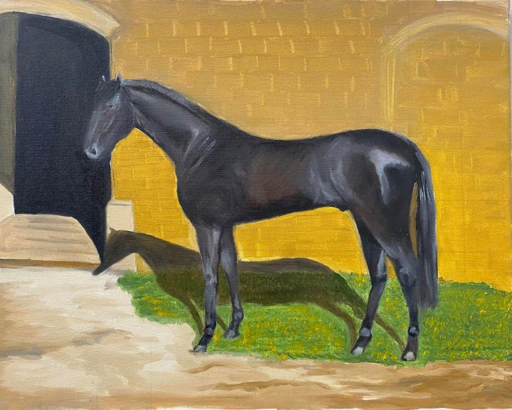 Horse with no name, 2020 - Henrique de Vasconcelos