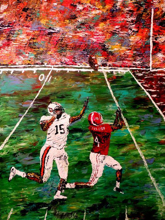 The Longest Yard - Alabama vs Auburn - Mark Moore
