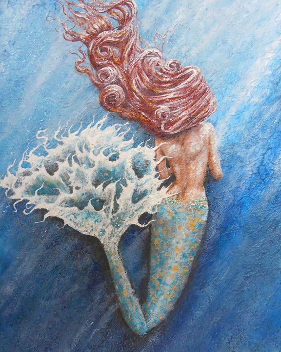 Mermaid - Nancy Q Studio