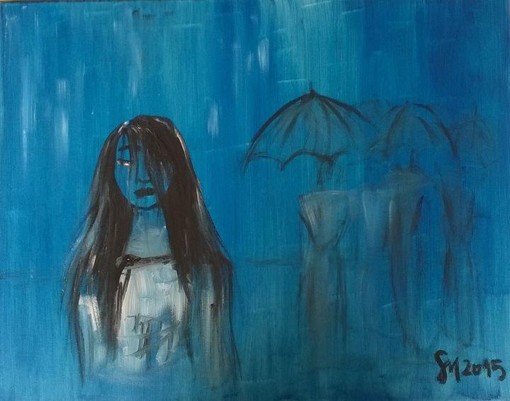 In The Rain - M. Stelmasiak
