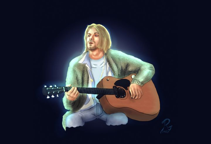 Kurt Cobain - YellowGuy Store