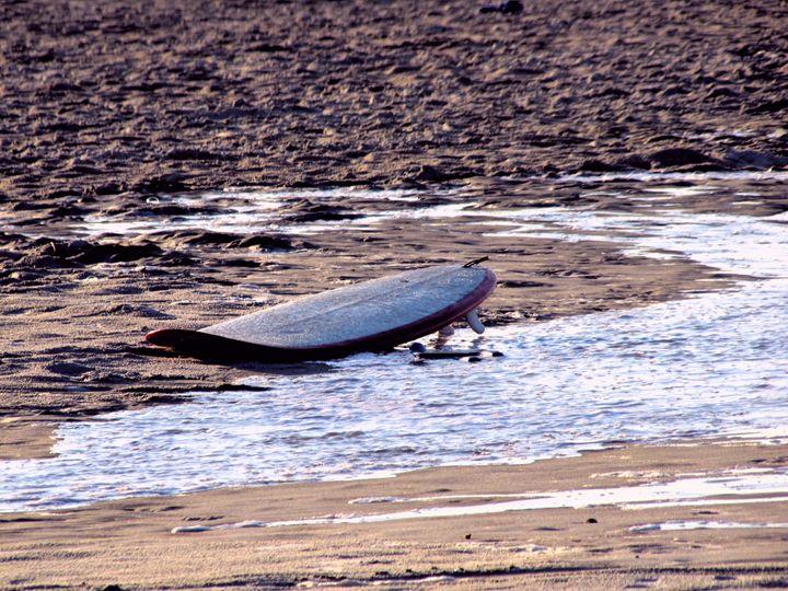 Sand Surfing - DesginMyKind