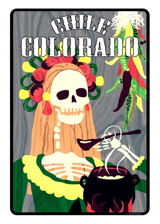 Chile Colorado - somatosis